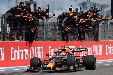 Verstappen gana de forma espectacular en Francia y estira su ventaja sobre Hamilton