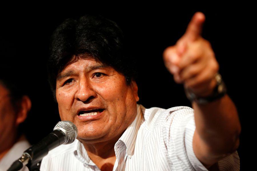 Evo Morales (2)