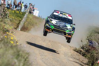 Nicolás Fuchs se queda con la primera etapa del Rally de Quillón