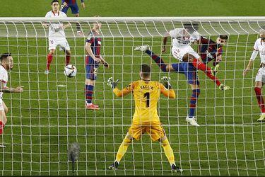 El Barcelona le da la vuelta al Sevilla