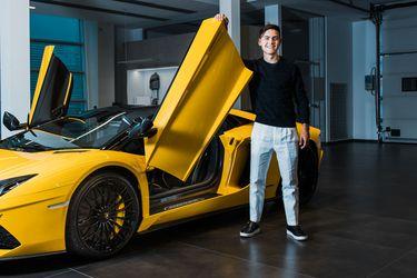 Dybala no estará frente a Chile, pero pasará la amargura con su nuevo Lamborghini