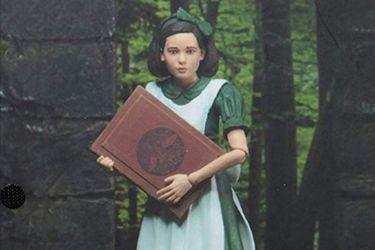 """Ofelia de """"El laberinto del fauno"""" recibió una figura de NECA"""