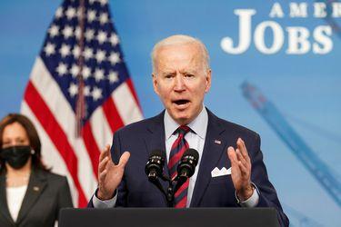Joe Biden dice que su plan de infraestructura es vital para competir con China