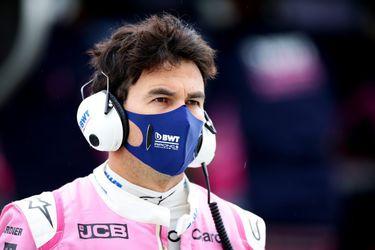Sergio Pérez completa la cuarentena y aspira a estar en Silverstone