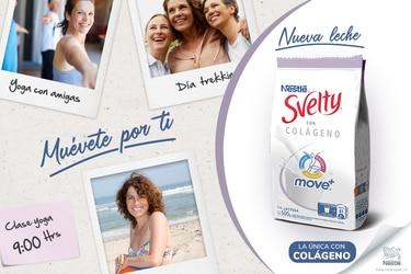 Svelty Colágeno Move+: conoce los detalles de la única leche con colágeno