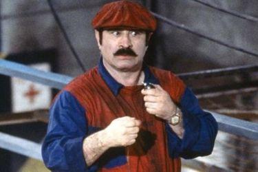 Rescatan una escena eliminada de la película de Super Mario Bros