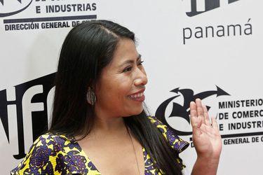 """Yalitza Aparicio dice que quiere dedicarse """"100%"""" a la actuación"""