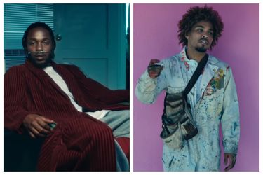 """Anderson .Paak y Kendrick Lamar desenmascaran la realidad en el nuevo video de """"Tints"""""""