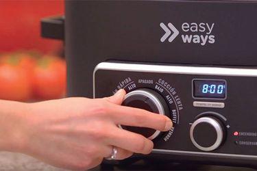 MultiCooker Easyways 5 en 1: muchas funciones, no tanto sabor