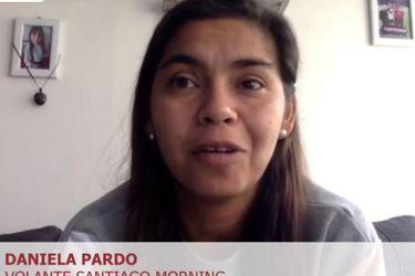 """Daniela Pardo y la exigencia de acabar cuartas en Tokio: """"Yo creo que Milad actuó de feliz,  nomás; a veces el exitismo hace decir cosas"""""""