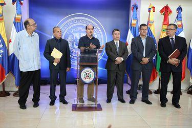 Oposición Venezuela, Julio Borges