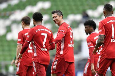 Un imparable Lewandowski alcanza a Fischer como el segundo goleador histórico de la Bundesliga