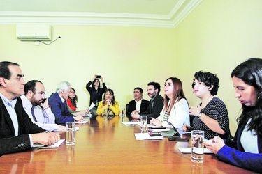 Acuerdo: gobierno agenda cita con líderes del oficialismo y la oposición