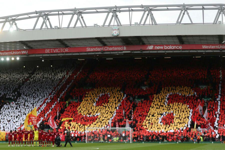 Liverpool tragedia