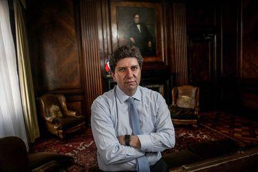 """Rodrigo Cerda: """"Hay que desapasionar la discusión tributaria en el país"""""""