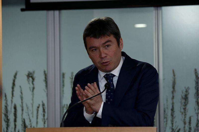 Marcelo Mena, exministro de Medio Ambiente.