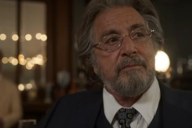 El tráiler de Hunters, la serie caza nazis de Amazon Prime con Al Pacino