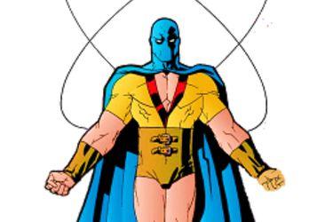 Un rumor dice que Al Pratt, el Atom de la Edad de Oro, aparecería en la película de Black Adam