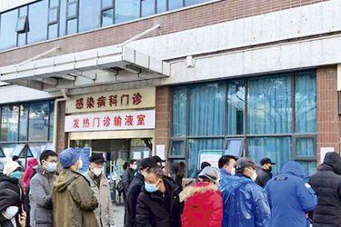 Los relatos de otros dos chilenos que viven en Wuhan, el epicentro del brote