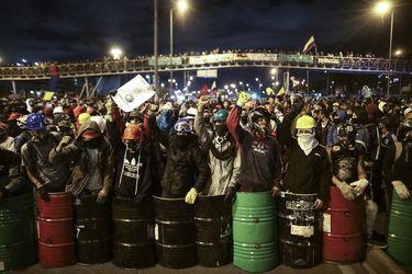 Gobierno colombiano insiste en su disposición a dialogar tras fracasar su encuentro con jóvenes
