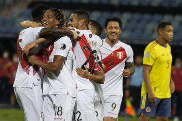 Reinaldo Rueda sufre su primera derrota al mando de Colombia tras sorprendente victoria de Perú