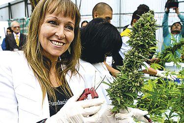 """Ana María Gazmuri cuestiona versión de Carabineros sobre detención de su hija mientras exponía ante diputados sobre uso medicinal de la marihuana: """"Quién orquestó esto"""""""
