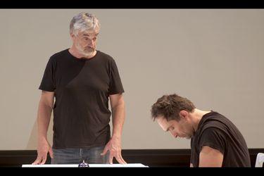 Teatro Finis Terrae estrena obra con Marcelo Alonso y Francisco Reyes en modo presencial