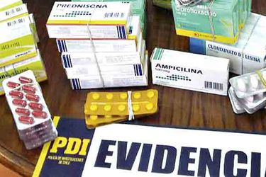 PDI, medicamentos