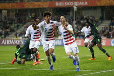 Delantero con raíces chilenas es figura en el Mundial Sub 20 para EE.UU.