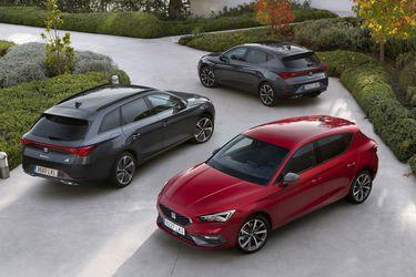 Seat revela el León e-Hybrid, el primer híbrido enchufable de la marca