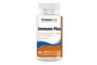Fortalece tu sistema inmune junto a VitaminLife