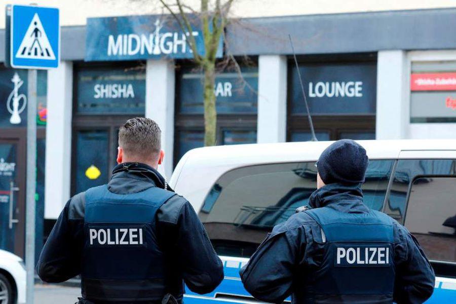Ataque a dos bares en Alemania (Foto xx)