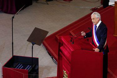 """Piñera y plan de desconfinamiento: """"Cuando las condiciones lo exijan, daremos pasos atrás"""""""