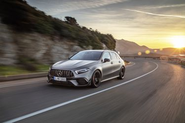 Mejor Deportivo: Mercedes-AMG A 45 S