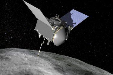 La impresionante misión de la Nasa que intentará el primer aterrizaje en un asteroide