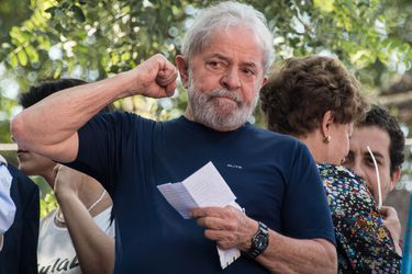 BRAZIL-POLITICS-CORRUPTION-LULA DA SILVA