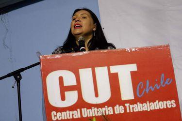 Ministro del Trabajo participa en Congreso de Sindicatos de empresas Publicas organizado por la CUT