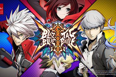 BlazBlue: Cross Tag Battle el nuevo título de Arc System Works