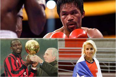 Manny Pacquiao no es el primero: otros íconos que pasaron del deporte a la política