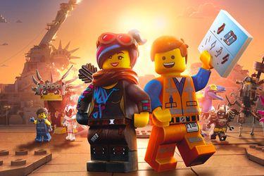 The Lego Movie 2 tuvo una baja recaudación en comparación a la primera entrega