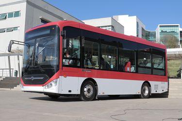 Anuncian concurso público para implementar recorrido de buses eléctricos entre Curauma y el Puerto de Valparaíso
