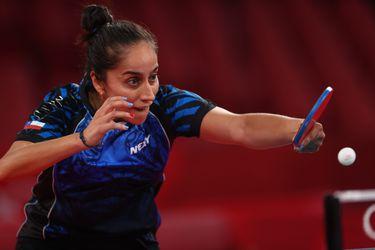 Tenis de Mesa: Paulina Vega arrasa en el debut y ya está en la segunda ronda de Tokio 2020