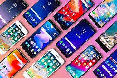 Los 43 smartphones que eligieron los chilenos este 2020, y por qué
