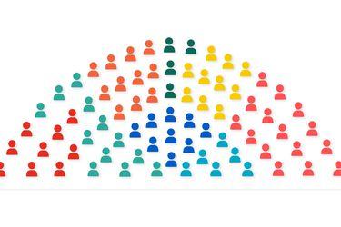 Interactivo: Revisa quiénes son los candidatos y candidatas a la Convención Constitucional de tu distrito