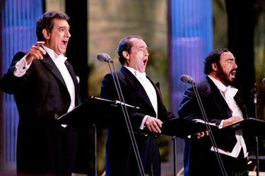 Los Tres Tenores: el concierto que cambió la ópera para siempre