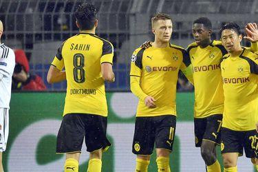 Borussia Dortmund vs Legia Varsovia