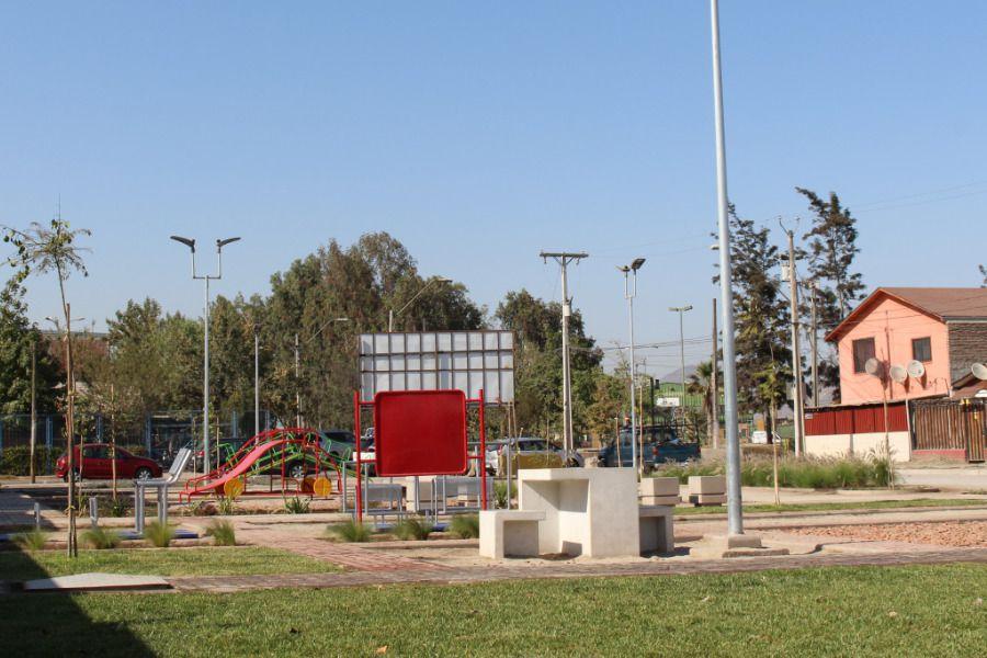 Parque Las Turbinas