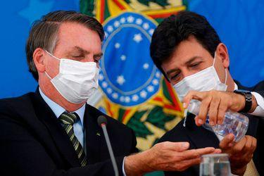 Luiz Henrique Mandetta, el ministro de Salud que rivaliza con Bolsonaro por la crisis del coronavirus