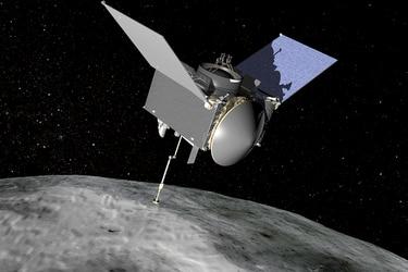 Sonda Osiris-Rex de la Nasa emprende regreso a la Tierra con polvo de un asteroide de 4,5 mil millones de años