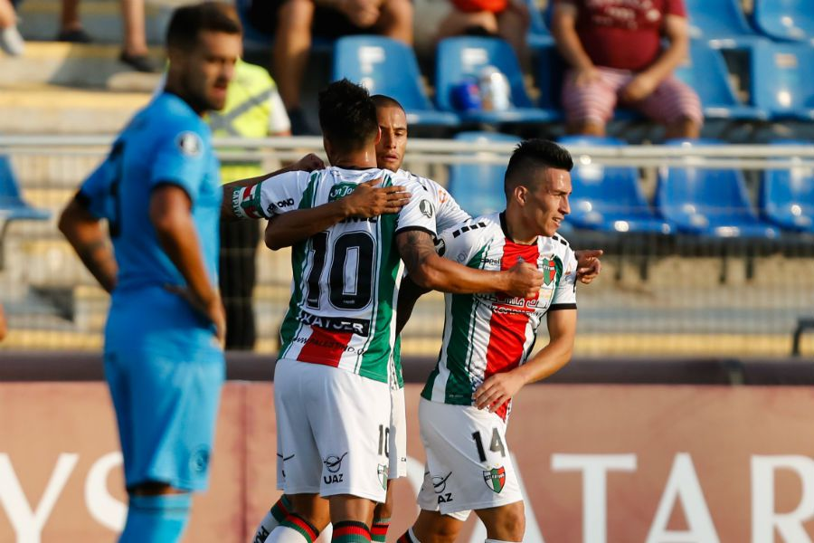 Palestino vs Cerro Largo